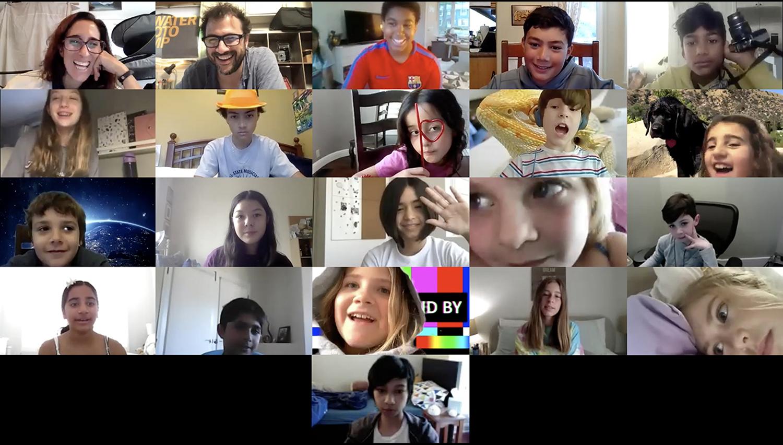 Virtual Photo Camp